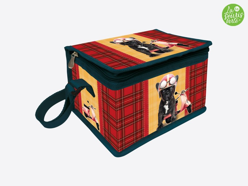 "Lunch bag ""Scooter"""
