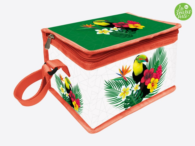 "Lunch Bag ""Toucan"""