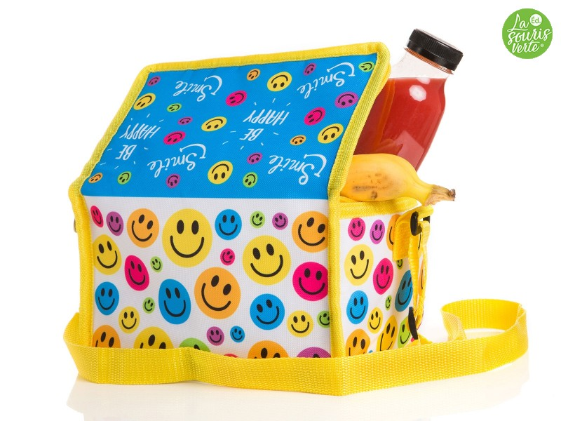 """Lunch bag """"Smile"""""""