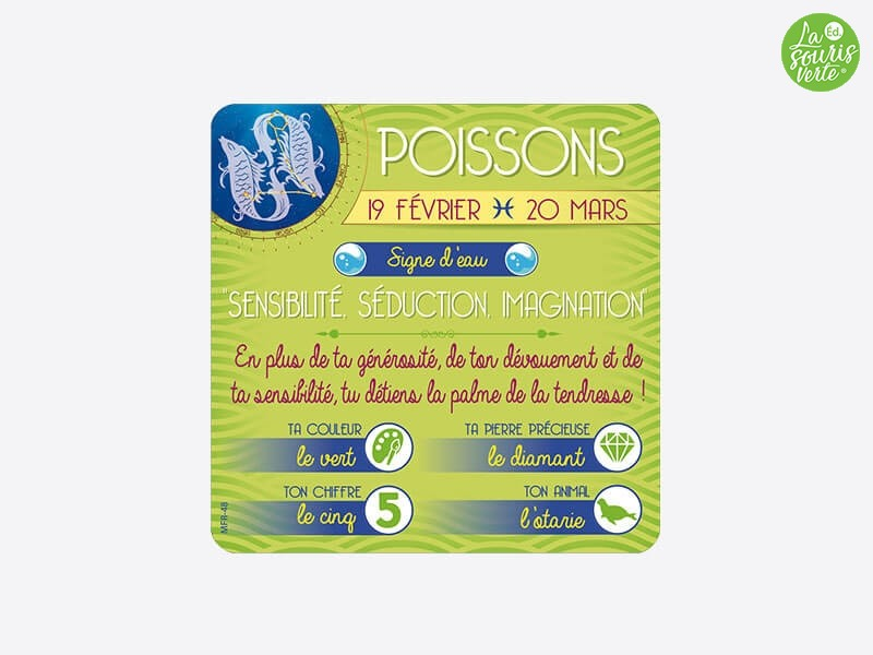 "Citation ""Poissons"""