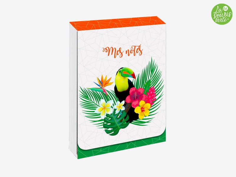 "Pocket note ""Toucan"""