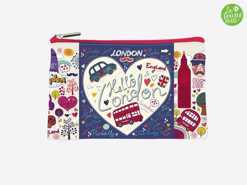 "Pocket ""Hello London"""
