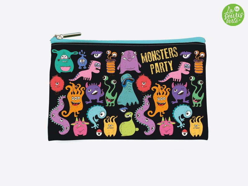 "Pocket ""Monster party"""