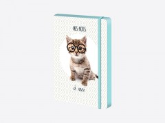 "Cahier A5 ""Intello Kitty"""