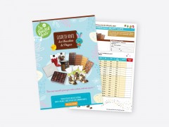Kit de vente Chocolats