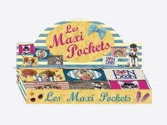 "Trousses ""Maxi-Pockets"""