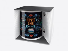 "Mug Trendy ""Hippie chic"""