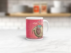 "Mug Trendy ""Tea time"""