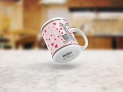 "Mug Trendy ""Life is beautiful"""