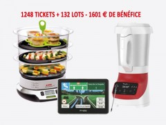 """Tombola luxe """"spécial marques"""" - Kit 42"""