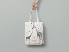 "Tote Bag ""Follow Your Dream"""