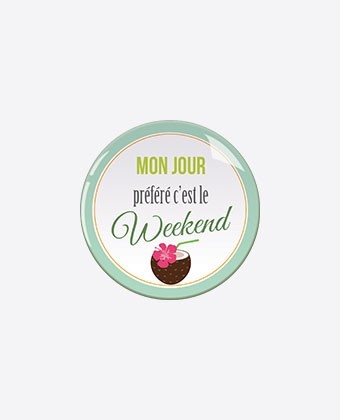"Magnet ""Week-end"""