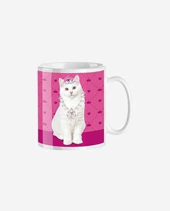 "Mug Trendy ""Aristocat"""