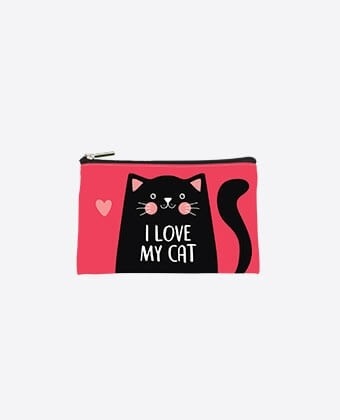 "Pocket ""I love my cat"""
