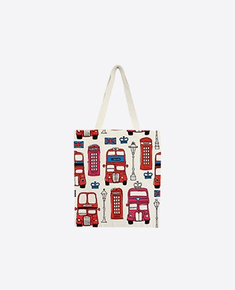 "Tote Bag ""London"""
