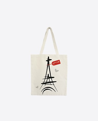 "Tote Bag ""Paris"""