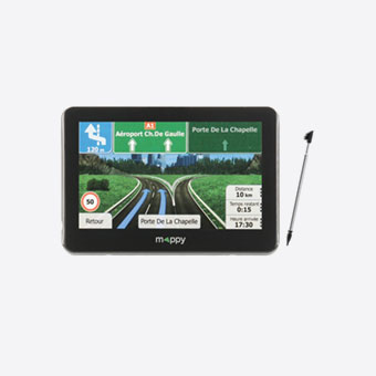 Tombola Luxe Spécial marques Kit 41 - GPS Mappy