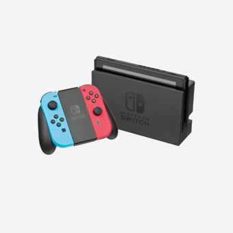 Tombola double chance kit 17 - console - Console Nintendo Switch