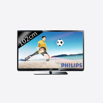 Tombola Luxe Spécial marques Kit 43 - TV Led 102 cm Philips